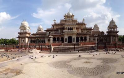I forti, i musei e il mercato di Jaipur – 21 luglio 2015