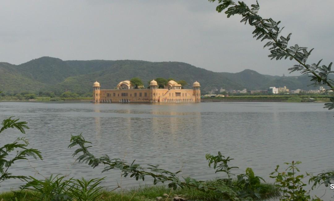 Jaipur e il suo Water Palace – 19 luglio 2015