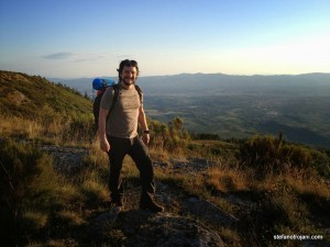 Stefano Trojani trekking