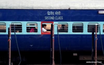 In treno verso Delhi – 25 luglio 2015