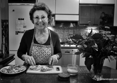 Maestra di cucina