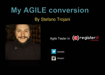 My Agile Conversion
