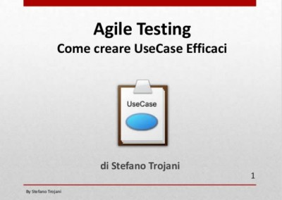 Come creare USE CASE efficaci