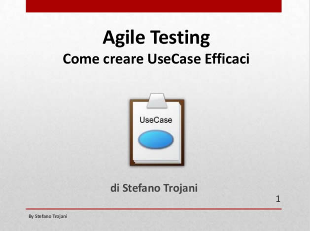 Come creare USE CASE efficaci