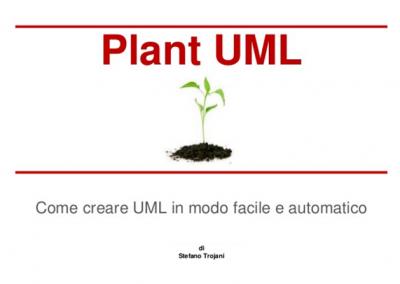 Plant UML