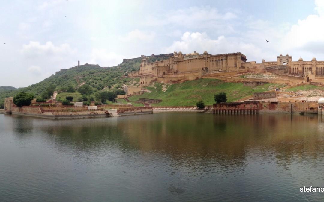 Jaipur e l'Amber Fort – 20 luglio 2015