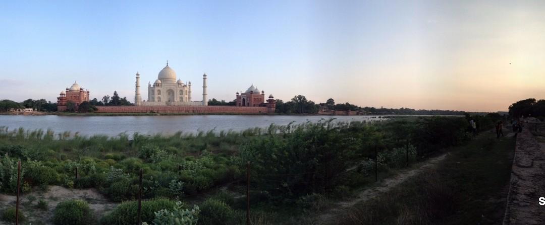 Agra ed il Taj Mahal – 23 luglio 2015